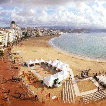 Ave del Paraíso en Gran Canaria